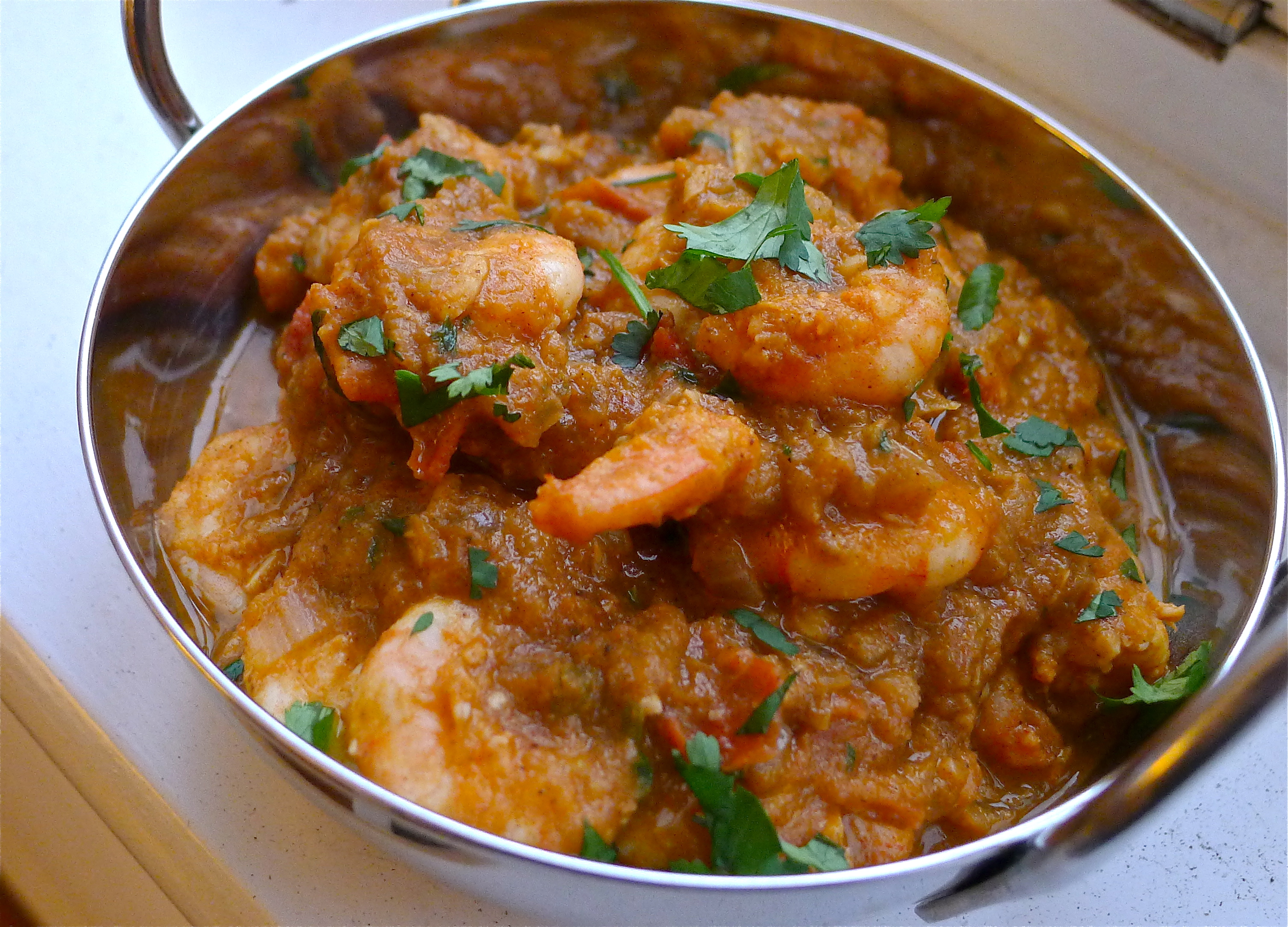 Prawn Curry Cracking Curries