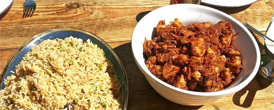 Khara Chicken Masala